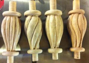 Ottoman Legs